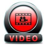 watch or play now video or movie live stream or download icon or